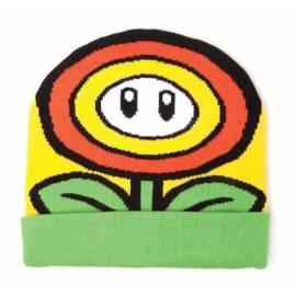Gorro Flor Super Mario - Nintendo