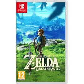 Legend of Zelda Breath of the Wild Switch