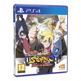 Naruto Shippuden Ultimate Ninja Storm 4: Road to Boruto PS4