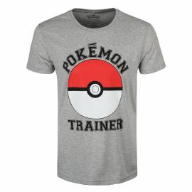T-shirt Pokémon Trainer Tamanho XS