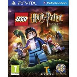 LEGO Harry Potter: Years 5-7 (Seminovo) PS Vita