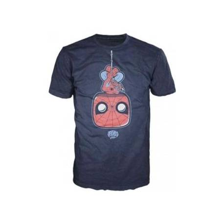 POP! Tees: Marvel Spider Man Limited Edition 24 - Tamanho M