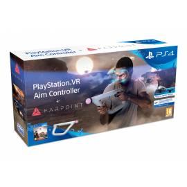 Pack VR Farpoint PS4 + Controlador de Mira
