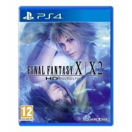 Final Fantasy X & X-2 HD Remaster (Seminovo) PS4