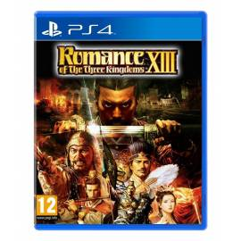 Romance Of The Three Kingdoms (Seminovo) PS4