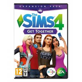 The Sims 4 Get Together Expansion Pack PC