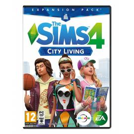 The Sims 4 City Living Expansion Pack PC