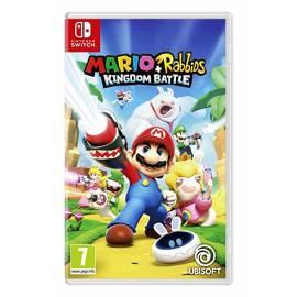 Mario + Rabbids Kingdom Battle Switch