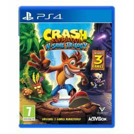 Crash Bandicoot: N. Sane Trilogy (Seminovo) PS4