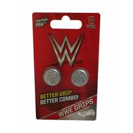 Grips prateados WWE PS4/PS3/X360