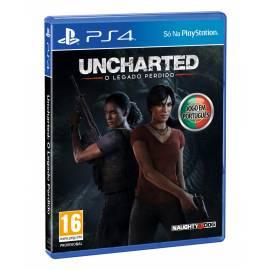 Uncharted - O Legado Perdido PS4 (Seminovo)