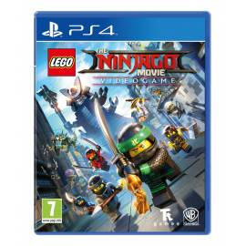 LEGO The Ninjago Movie: Videogame PS4