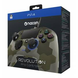 Comando Nacon Revolution Pro PS4 CamoGreen
