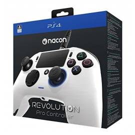 Comando Nacon Revolution Pro PS4 White