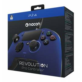 Comando Nacon Revolution Pro PS4 Blue