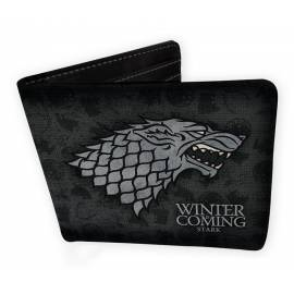 Carteira Vinyl Game Of Thrones Stark