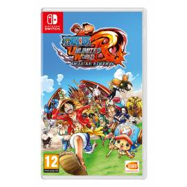 One Piece: Unlimited World Red - Deluxe Edition Switch