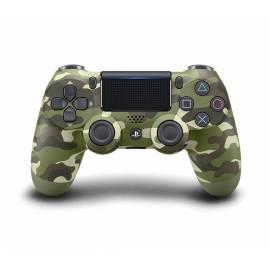 Comando Dualshock 4 Green Cammo (Novo Modelo)