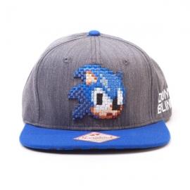 Boné Sega Sonic Pixel