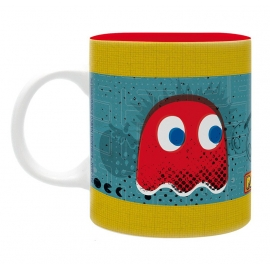 Caneca Pac-Man - Blinky and Pac-Man