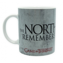 Caneca Game of Thrones - The North Remembers