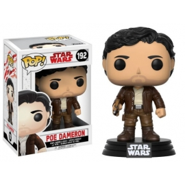 POP! Bobble-Head: Star Wars The Last Jedi Poe Dameron 192