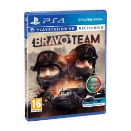 VR Bravo Team (Em Português) PS4