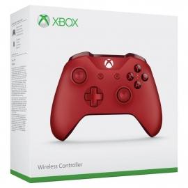 Comando Sem Fios Xbox One - Vermelho