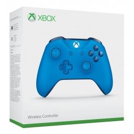 Comando sem Fios Xbox One Blue de Edição Especial