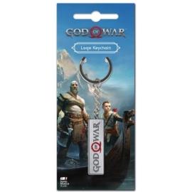 Porta-Chaves God of War Logo