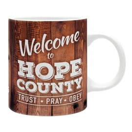 Caneca FarCry 5 - Welcome To Hope County
