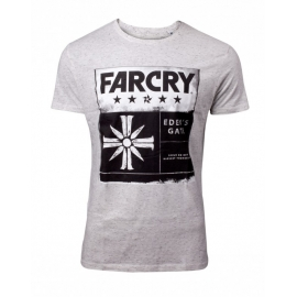 T-shirt FarCry 5 Eden's Gate Tamanho S