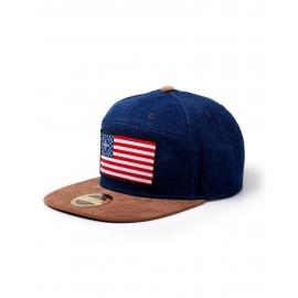 Boné FarCry 5 American Flag Denim