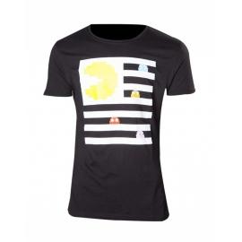 T-shirt Pac-Man and Ghosts Tamanho S