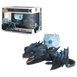 POP! Rides: Game of Thrones Night King & Icy Viserion 58 GITD