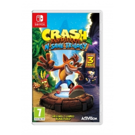 Crash Bandicoot: N. Sane Trilogy Switch