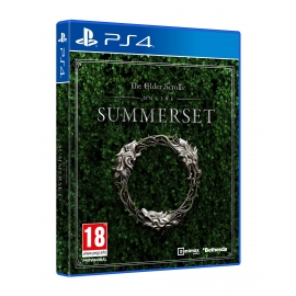 The Elder Scrolls Online: Summerset PS4 - Oferta DLC
