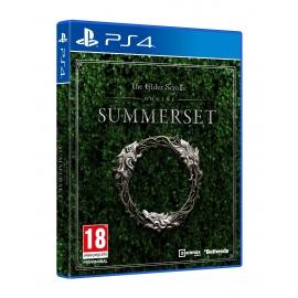 The Elder Scrolls Online: Summerset PS4 - Oferta DLC
