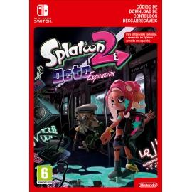 Splatoon 2: Octo Expansion Pass - Switch (Nintendo Digital)