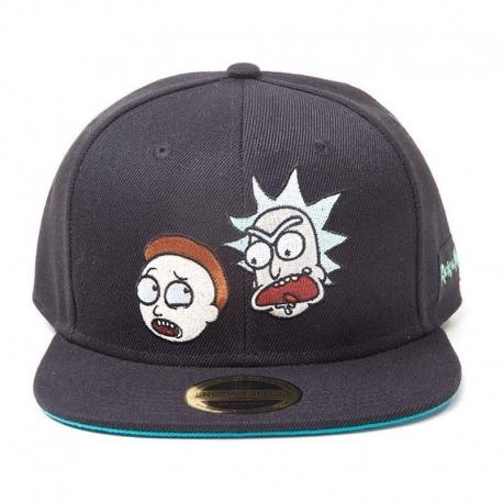Boné Rick and Morty Characters