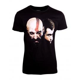 T-shirt God of War Kratos Son Tamanho S