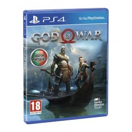 God of War (Seminovo) PS4