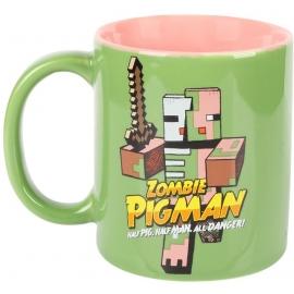 Caneca Minecraft Zombie Pigman