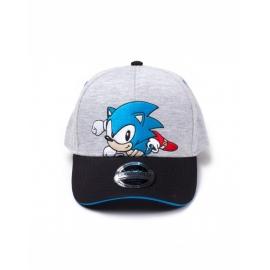 Boné Sonic Melange