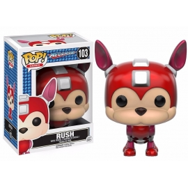 POP! Vinyl Games: Megaman Rush 103