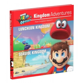 Guia Oficial Super Mario Odyssey: Kingdom Adventures Vol. 4