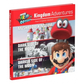 Guia Oficial Super Mario Odyssey: Kingdom Adventures Vol. 6