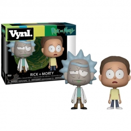 Funko Vynl. Animation Two Pack - Rick And Morty