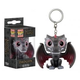 POCKET POP! Porta-Chaves: Game of Thrones - Drogon
