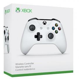 Comando sem fios Xbox One Branco (Crete White) (Seminovo)